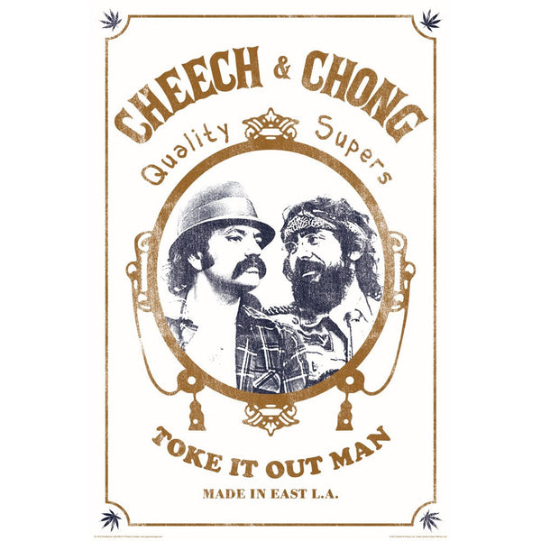 Cheech and Chong Posters - Toke It Out