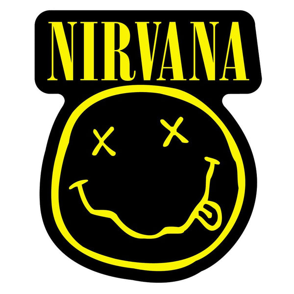 Nirvana Stickers