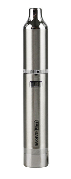 "Yocan Evolve Plus 2 in 1 Vaporizer Kit - 4.5"" - Silver"