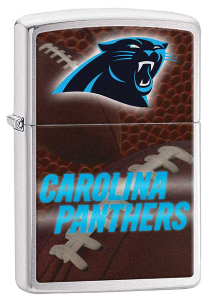 Zippo Lighter - NFL Carolina Panthers