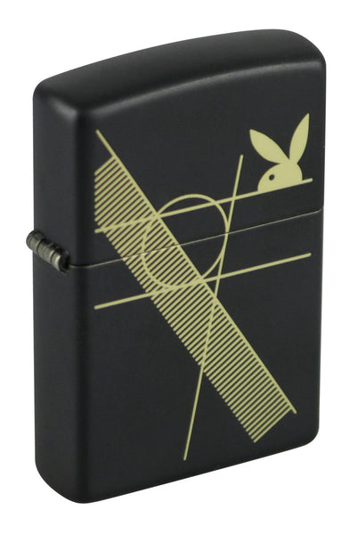 Zippo Classic Lighter - Playboy Art Deco