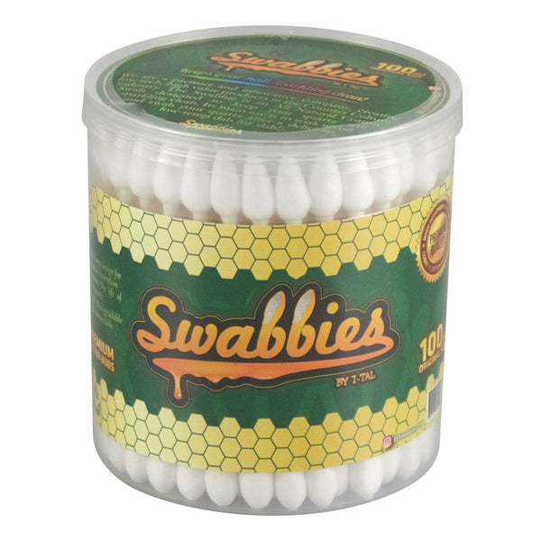 Swabbies Premium Cotton Buds - 100pc Tub