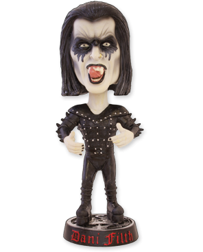 Dani Filth Bobble Head