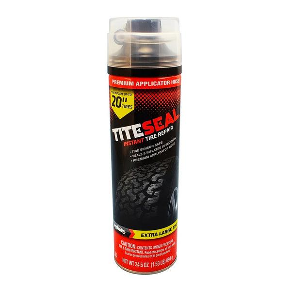 16oz Tite Seal Instant Tire Repair - Security Container