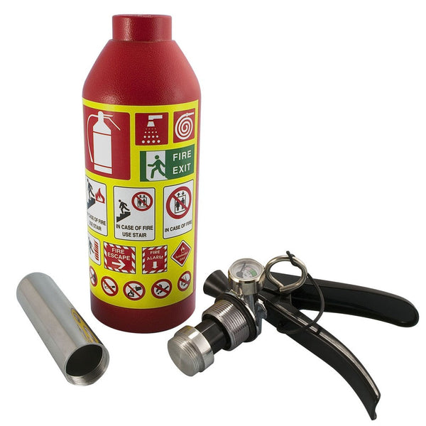 "11"" Fire Extinguisher Security Container"