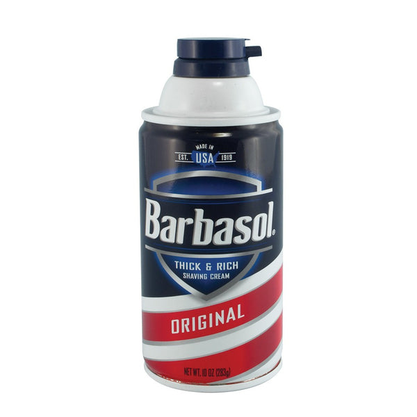 Barbasol Shaving Cream Stash Can