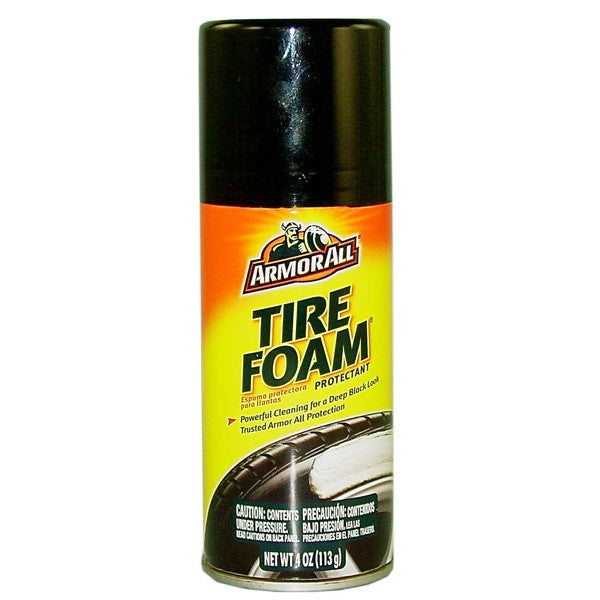ArmorAll Tire Foam Security Container Stash Can