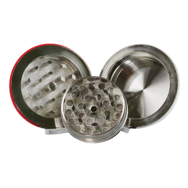 Large Pokey Ball 3pc Grinder