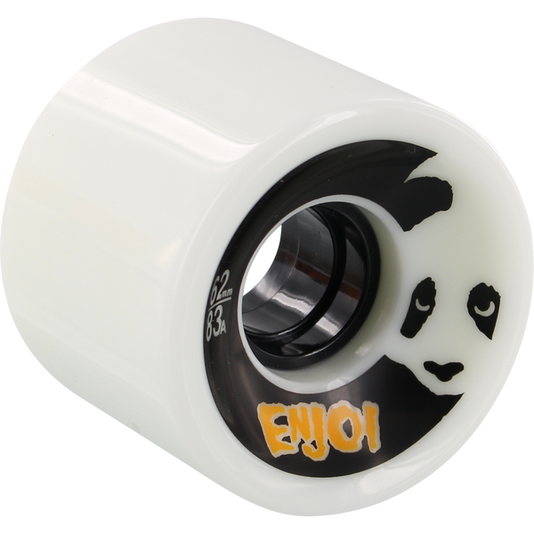 Enjoi Astro Panda 62mm Glow In The Dark Wheels