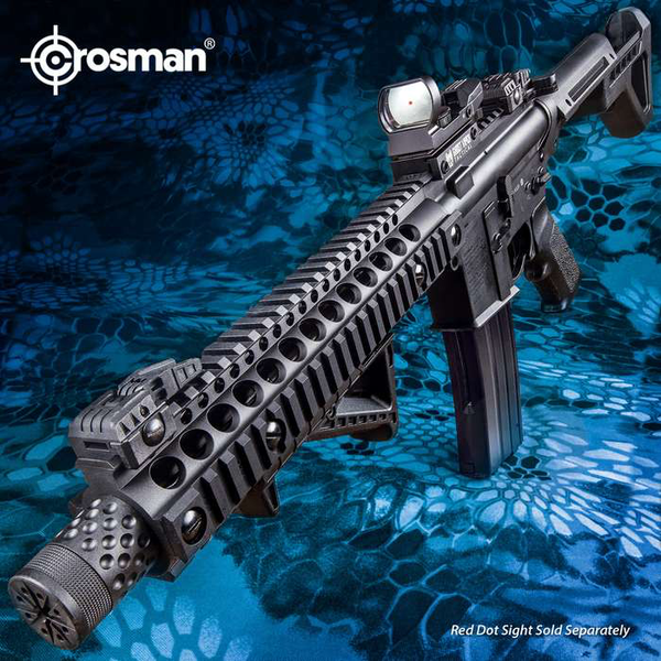 Crosman DPMS SBR Full Automatic Air Rifle