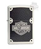 Zippo Harley-Davidson Full Face Bolts Lighter