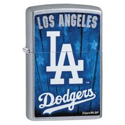 Los Angeles Dodgers Zippo Team Logo Lighter