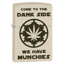 Zippo Come To The Dank Side Regular Windproof Lighter