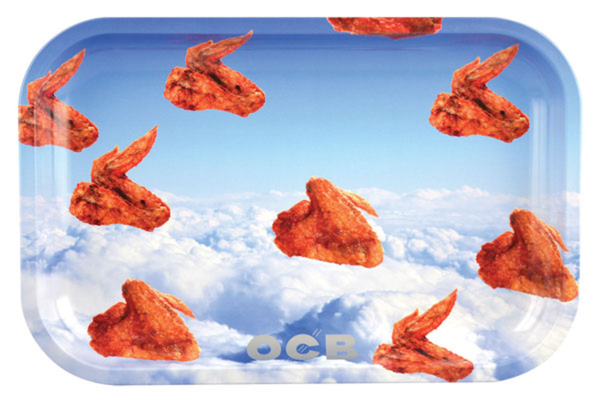 OCB Rolling Tray Limited Edition - Chicken Wings