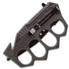 Black Legion Folding Knuckle Knife