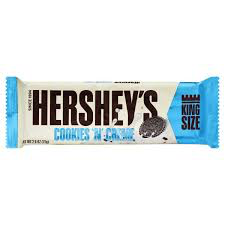Hershey's Cookies n' Cream KING SIZE