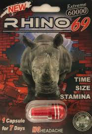 Rhino 69 Male Enhancement