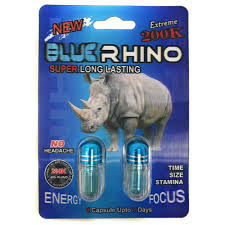 Blue Rhino Male Enhancement