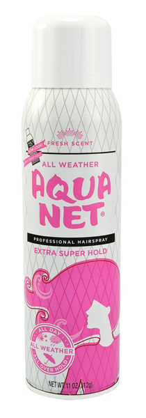 Aqua Net Hair Spray Security Container - 11oz