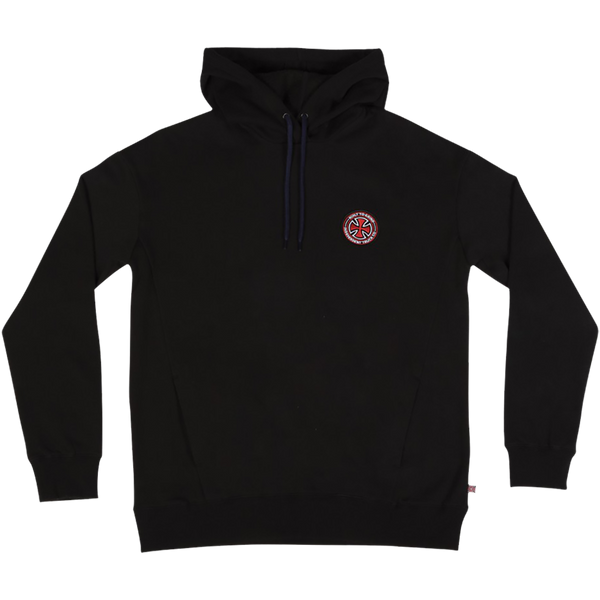 "Independent ""BTGC"" Patch Hoodie Black - MD"