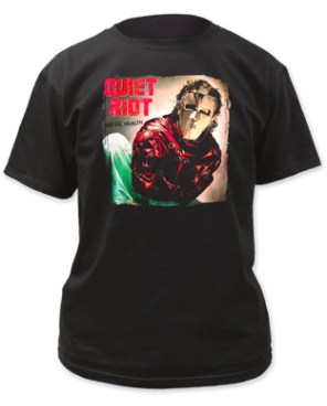 Quiet Riot Metal Health T-Shirt