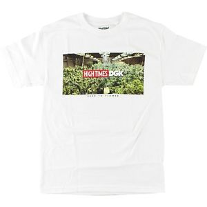 DGK / Hightimes Grow Room T-Shirt - XL