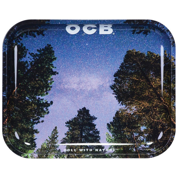 OCB Rolling Trays - Milky Way
