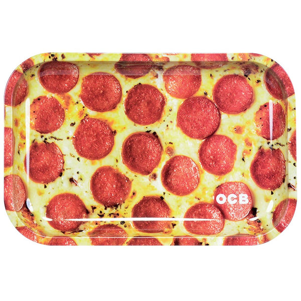 OCB Rolling Trays - Pizza