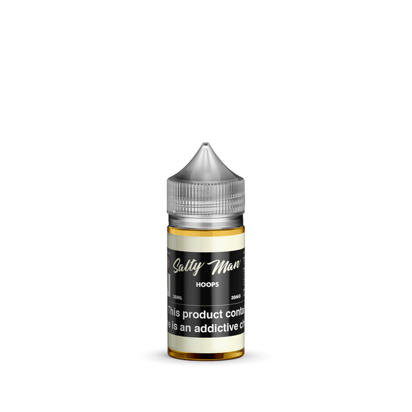 Salty Man Nic Salt E-Liquid - 30ML