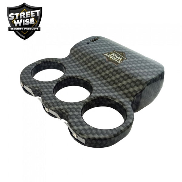 STREETWISE TRIPLE STING RING 28,000,000 STUN GUN