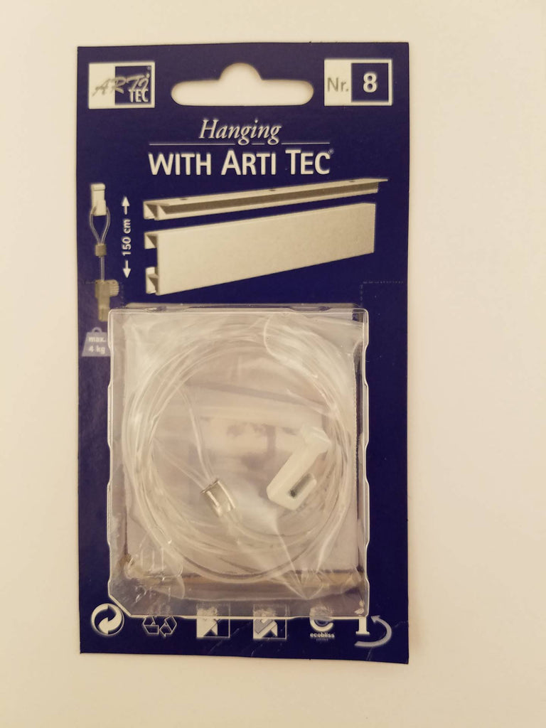 ADS Arti Picture Hanging Nylon (Perlon) Cable Kit - ART DISPLAY SYSTEMS