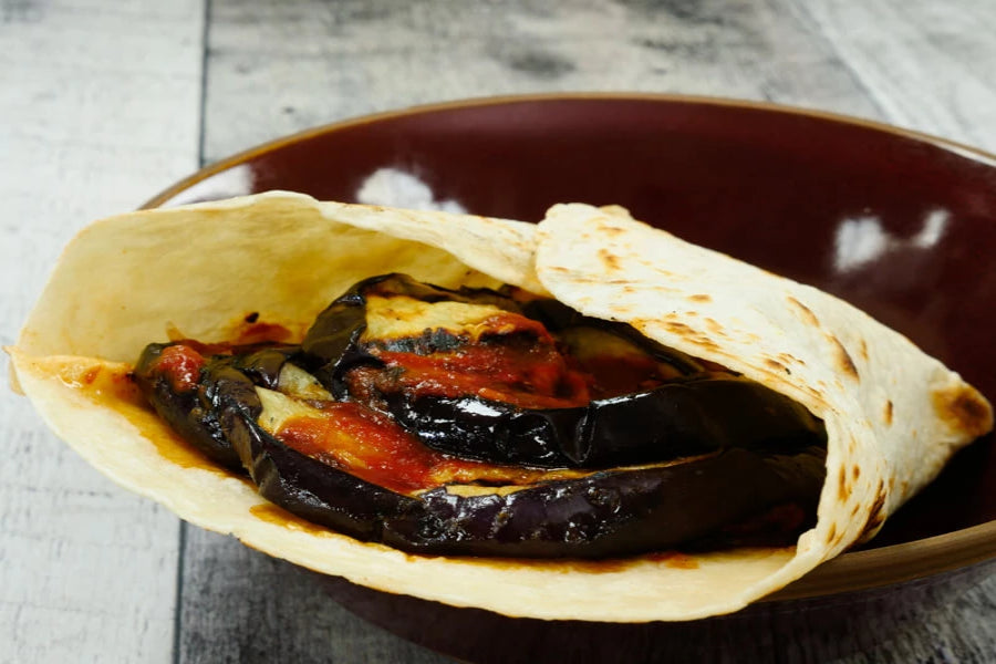 Moussaka Wrap