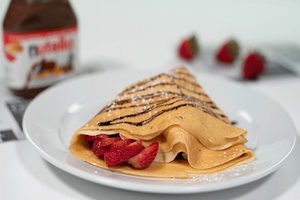 Choose Your Crepe - Basilique