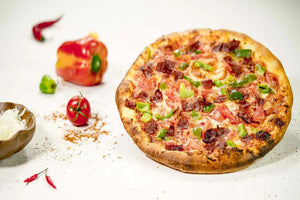 Special Offer On Two Large Pizzas - Basilique