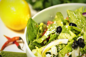 Greek Salad - Basilique