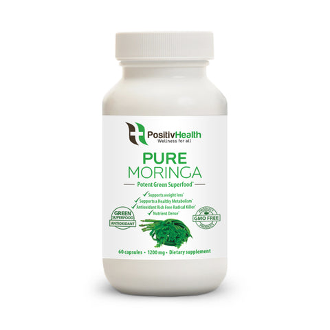 Pure Moringa Dietary Supplement