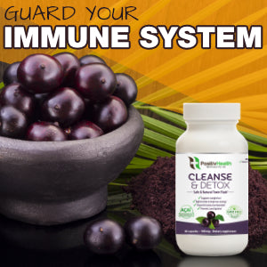 Cleanse & Detox Dietary Supplement