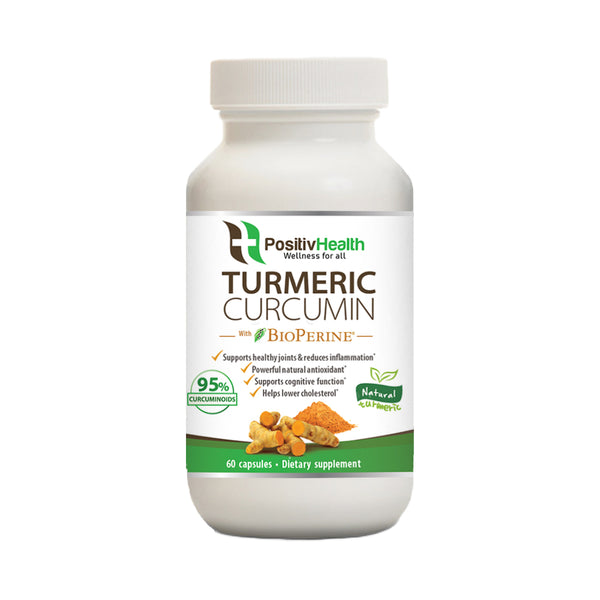 Organic Turmeric Curcumin Dietary Supplement