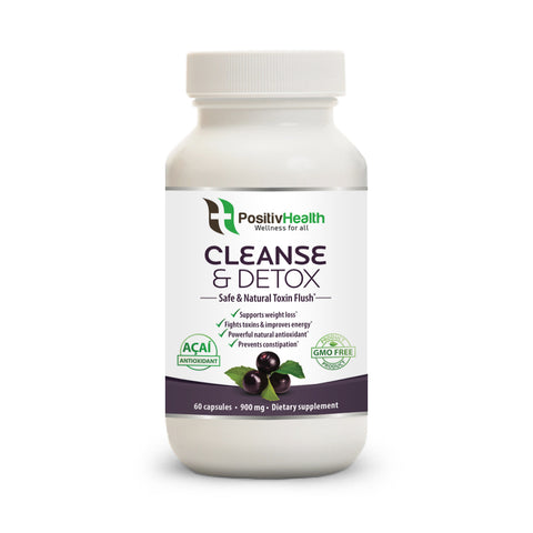 Cleanse and Detox Dietary Supplement