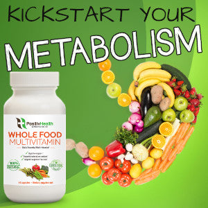Whole Food Multivitamin Dietary Supplement