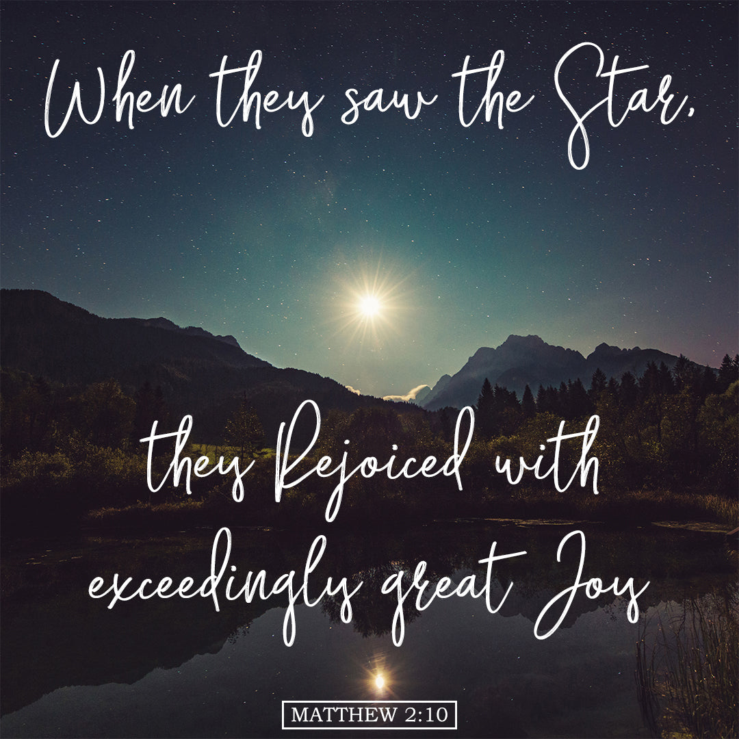 Inspirational Verse of the Day - Rejoice with Great Joy
