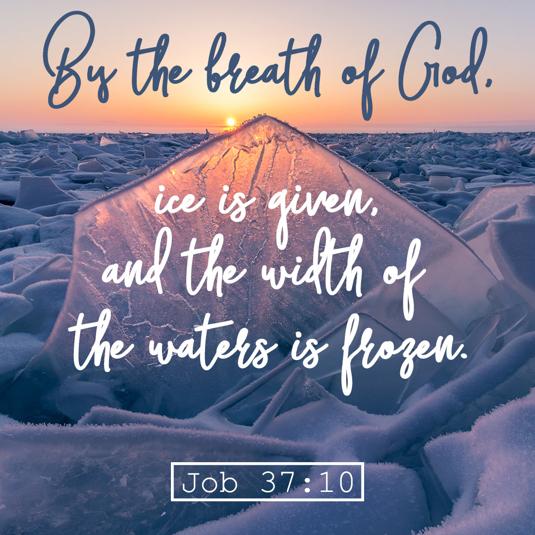 Inspirational Verse of the Day - Breath of God