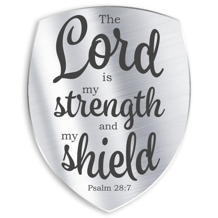 Psalm 28:7 - Strength and Shield