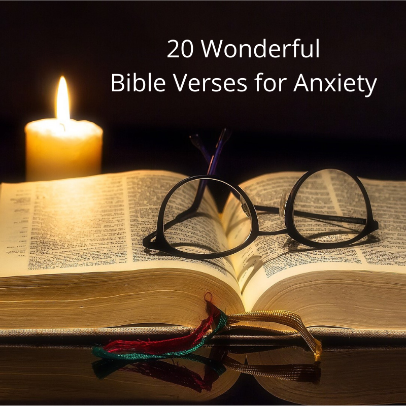20 Anxiety Verses - DOWNLOAD