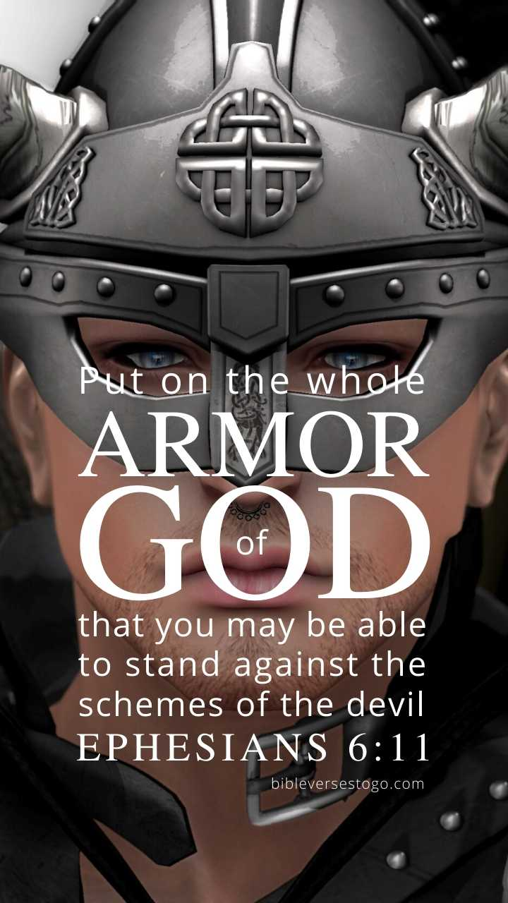 Christian Wallpaper - Armor Ephesians 6:11