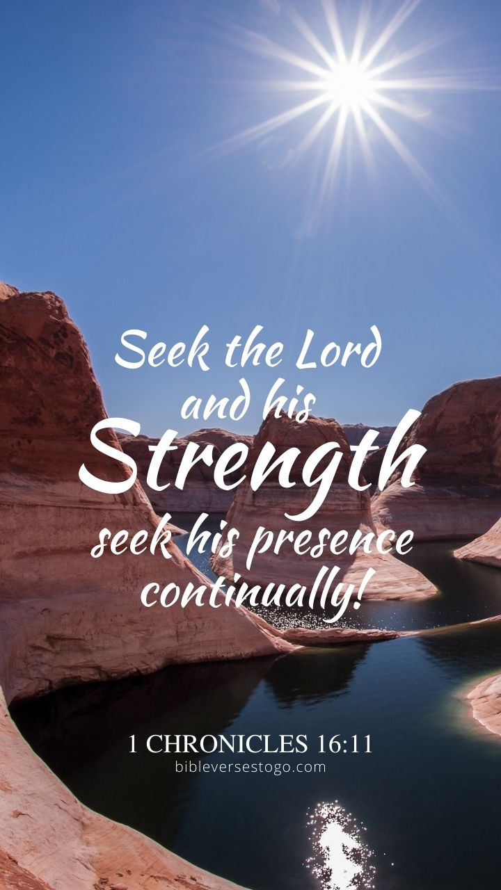 Christian Wallpaper - Colorado River 1 Chronicles 16:11