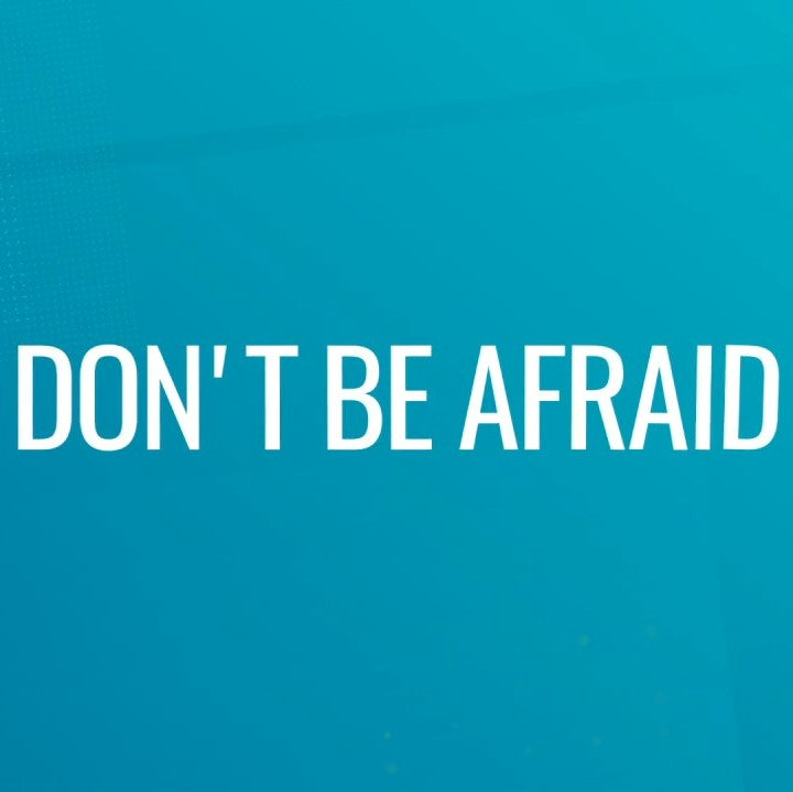Isaiah 41:10 Don't Fear - VIDEO