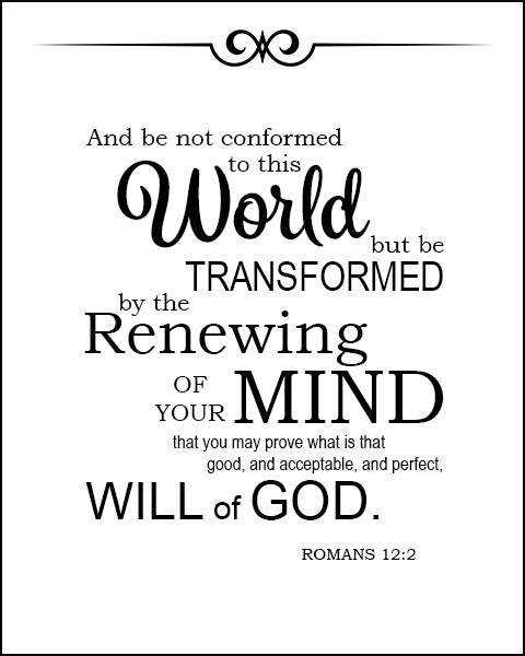 the road to renewal romans 12 1 2 Our theme for 2018 is - be transformed by the renewal of your mind (romans 12:1-2) this year we're focusing many of our activities, lessons, and conversations on.