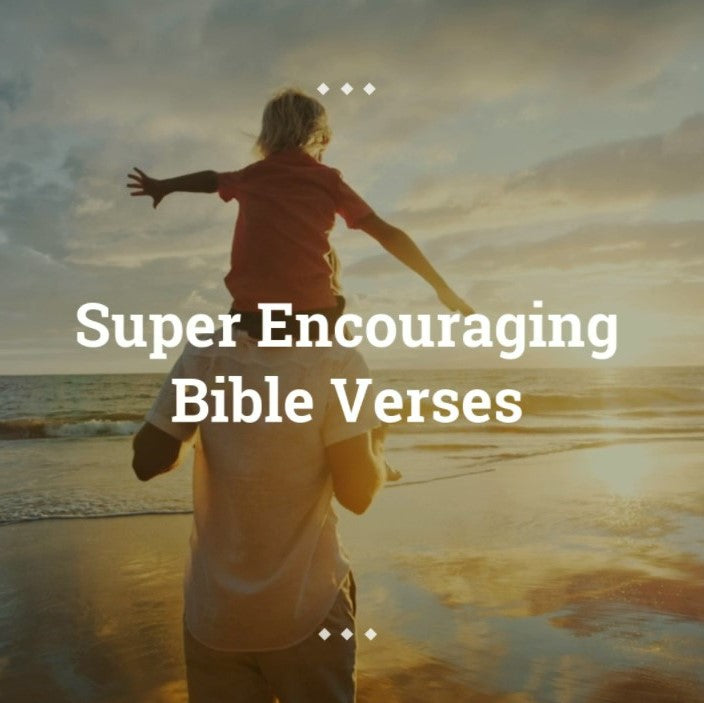 Encouraging Bible Verses - VIDEO