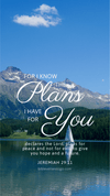 Christian Wallpaper – Switzerland Jeremiah 29:11